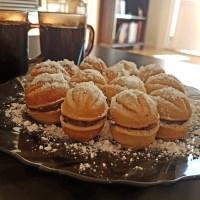 Cream-filled Walnuts   Baking